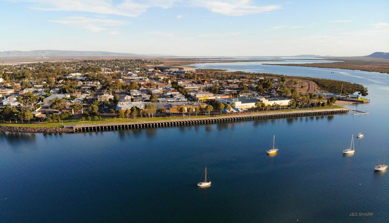 Port Augusta Warf